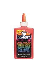 Elmer's Pink Glow in the Dark Glue 5oz