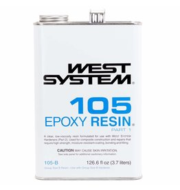 West System 105B Epoxy Resin Gallon