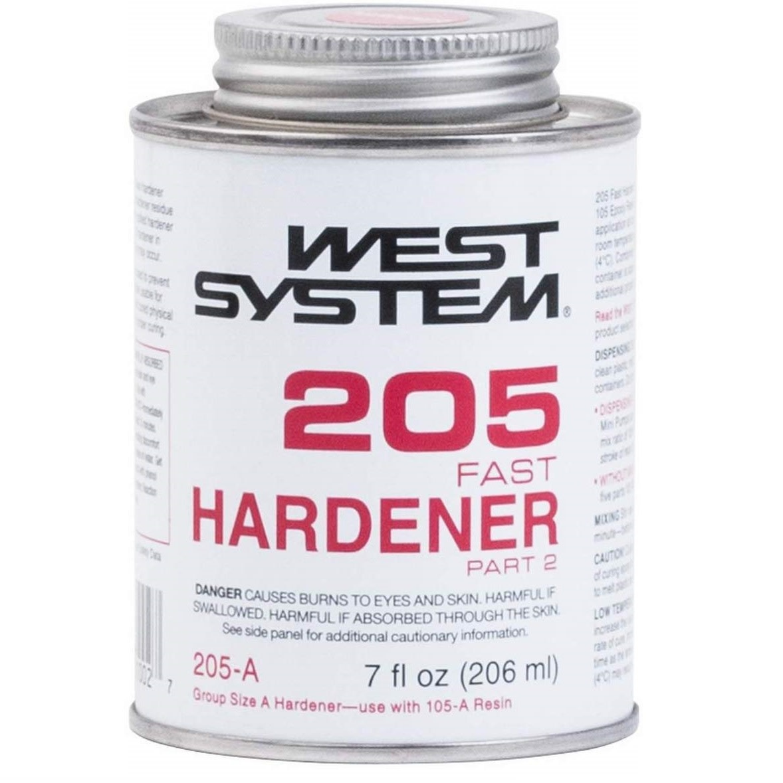 West System 205A Fast Hardener 7oz