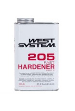 West System 205B Fast Hardener 27.5oz
