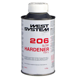 West System 206A Slow Hardener 7oz