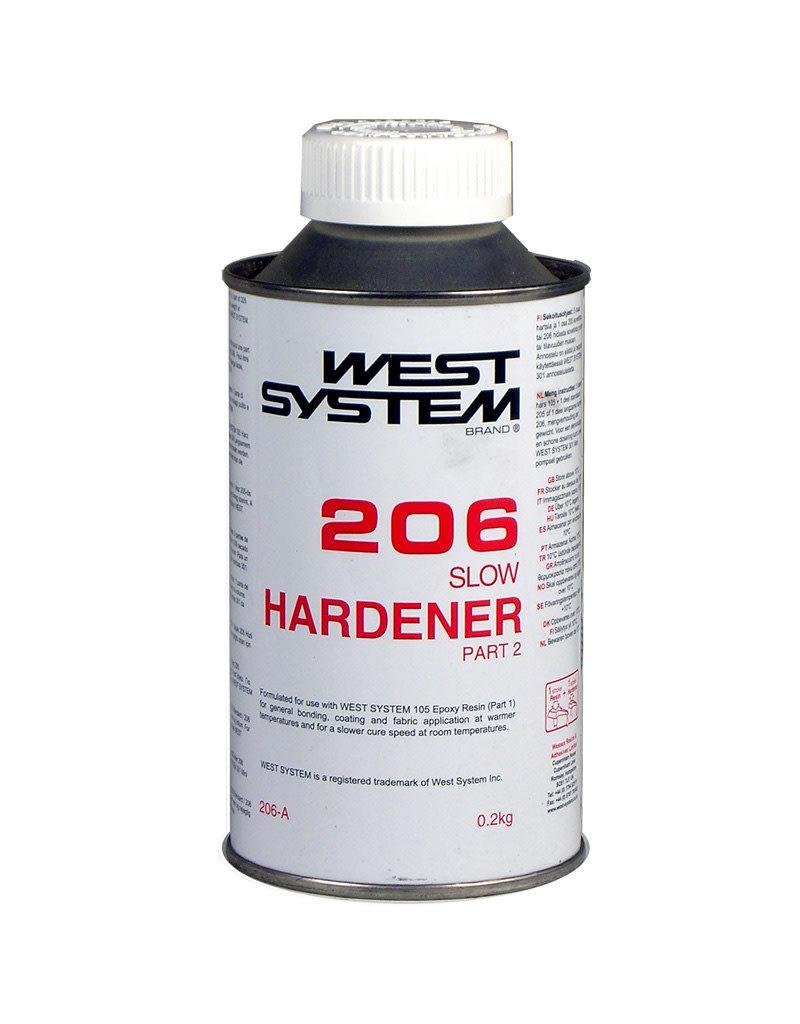West System 206A Slow Hardener 7oz