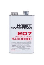 West System 207SB Special Clear Hardener 42.2oz