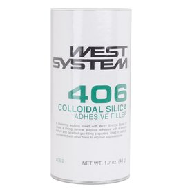 West System Cabosil 406 Colloidal Silica Adhesive Filler 1.7oz