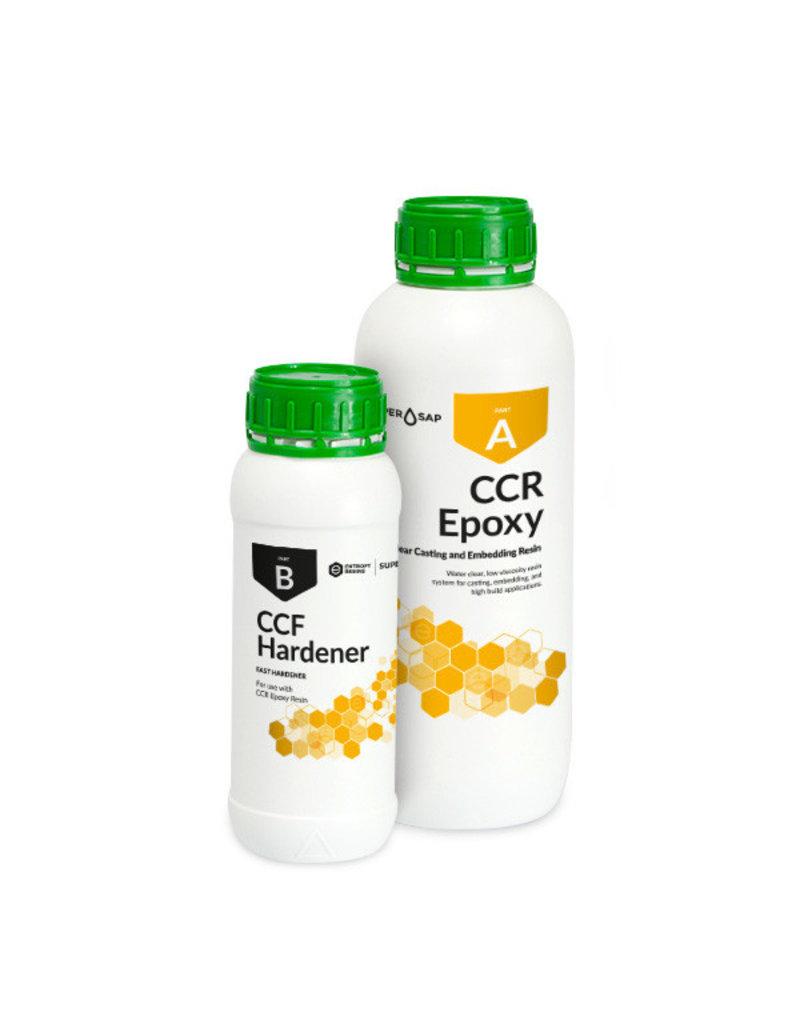 Entropy Resins CCF Clear Casting Resin 3qt Fast Kit