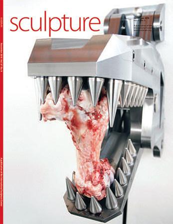 ISC Sculpture Magazine 37/9 November 2018