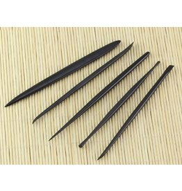 Just Sculpt Sculptural Steel Clay Tool Set 5pcs