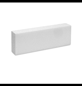 "White Bead Foam Block 2''x4""x12"""