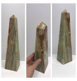 Onyx Obelisk 12in