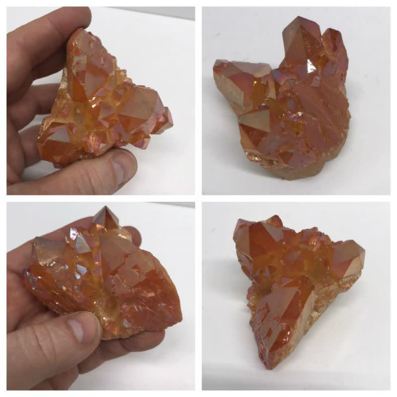 Stone Citrine Cluster Medium