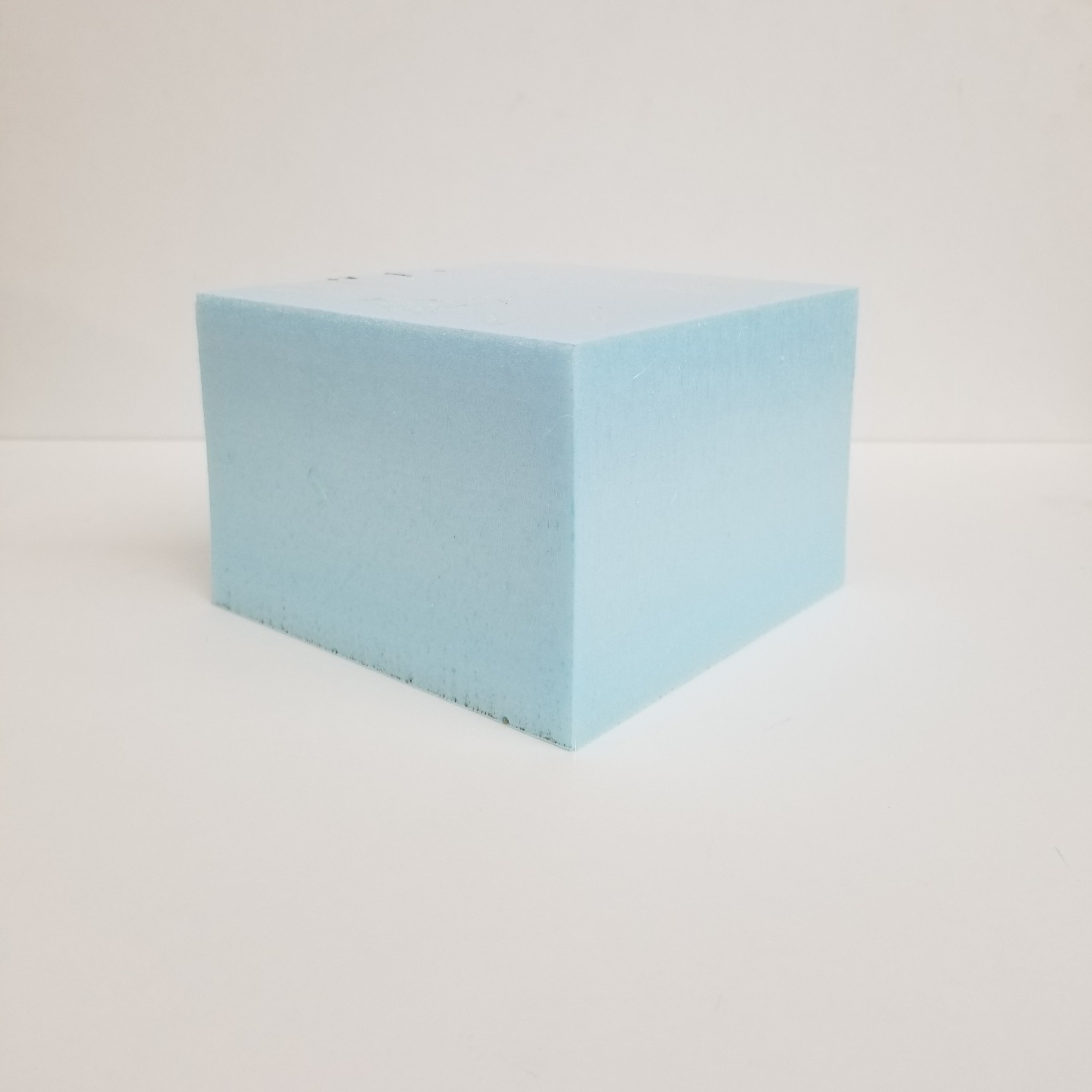 Blue Board Foam 6''x6''x4''