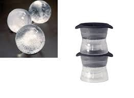 Tovolo Silicone Sphere Molds set of two