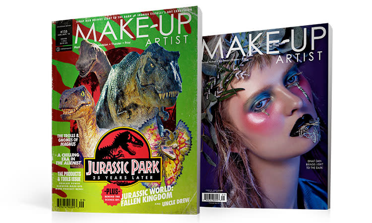 Make-Up Artist Magazine Make-Up Artist Magazine 133  Aug/Sept 2018