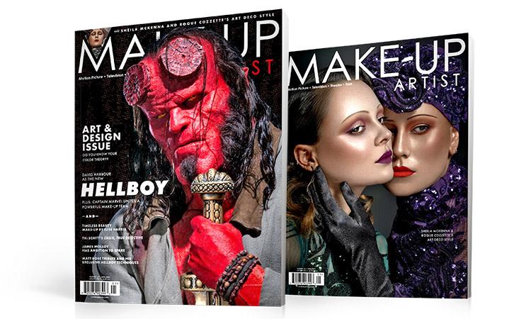 Make-Up Artist Magazine Make-Up Artist Magazine 137 Feb/Mar 2019