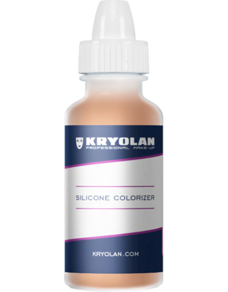 Kryolan Silicone Colorizer Olive 15ml