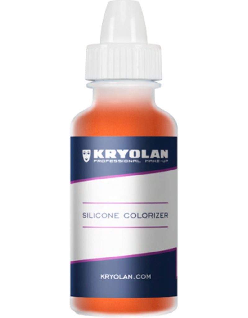 Kryolan Silicone Colorizer Orange 15ml