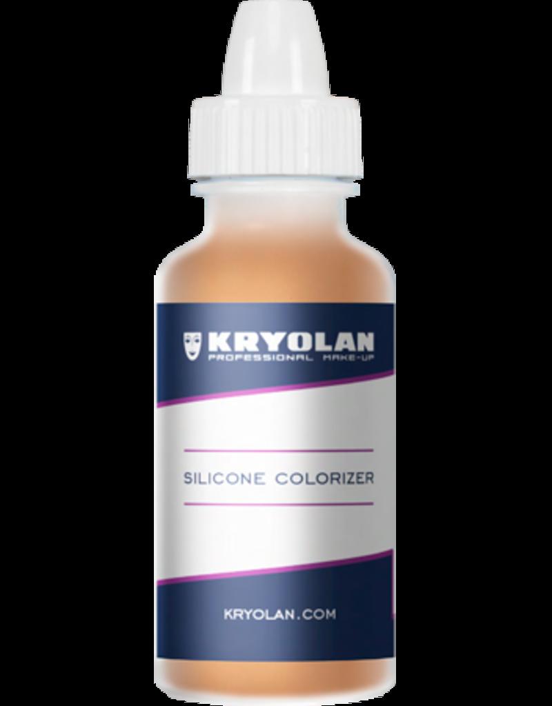 Kryolan Silicone Colorizer Tan 15ml