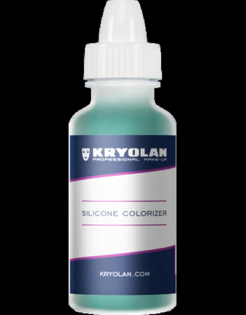 Kryolan Silicone Colorizer Teal 15ml