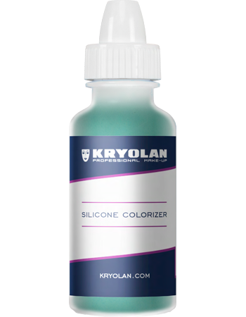 Kryolan Silicone Colorizer Teal 15ml