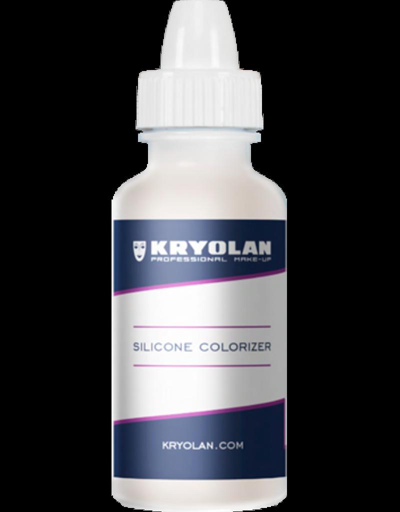 Kryolan Silicone Colorizer White 15ml