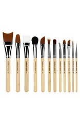 Bdellium Tools SFX Brush Set 12 pc. with Double Pouch (2nd Collection)