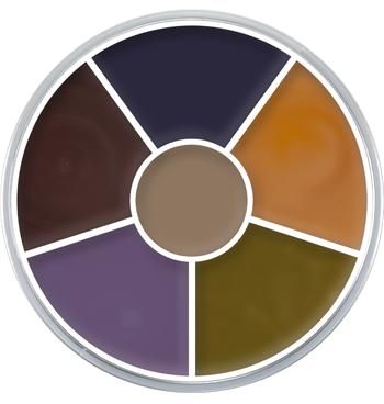 Kryolan Cream Color Circle Bruise 30g