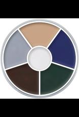 Kryolan Cream Color Circle Zombie 30g