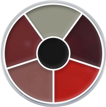 Kryolan Cream Color Circle Burn and Injury 30g