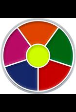 Kryolan Cream Color Circle UV-Dayglow 30g