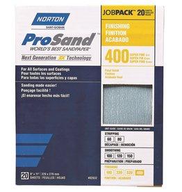 Norton Pro Sand 400 grit 20 pack