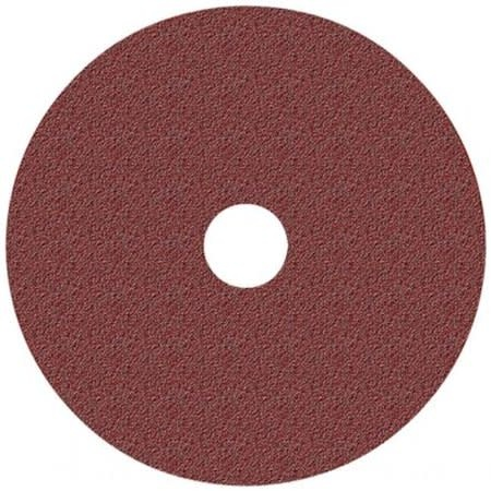 """Aluminum Oxide Disc 36grit 5""""x5-7/8"""""""