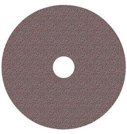 """Norton Aluminum Oxide Disc 24grit 5""""x5-7/8"""""""