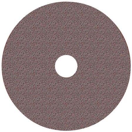 """Aluminum Oxide Disc 24grit 5""""x5-7/8"""""""