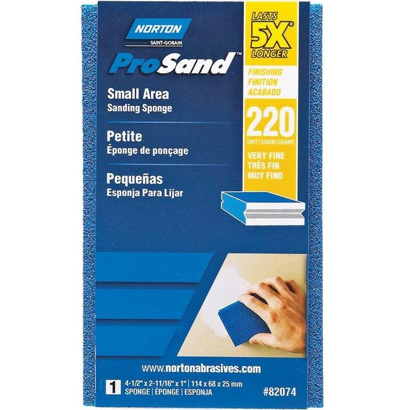 Pro Sand Reusable Sanding Sponge 220grit
