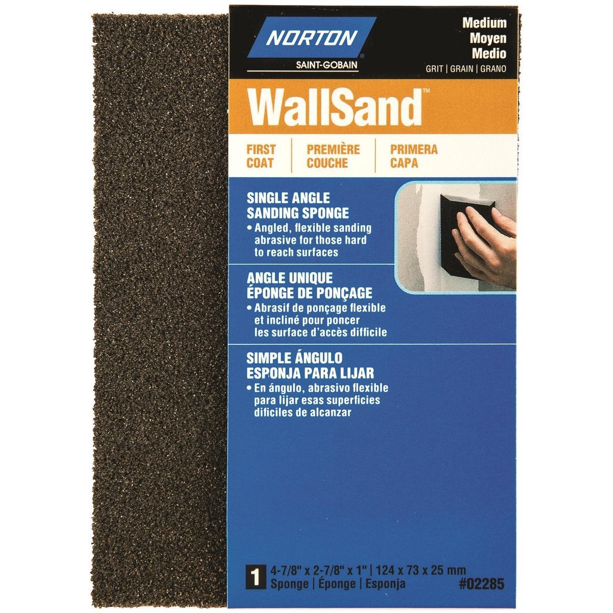 Wallsand Angle Sponge Medium
