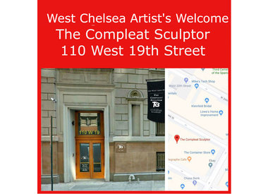 We've Moved to Chelsea 110 west 19th Street