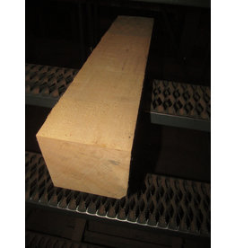 Wood Basswood Block 4''x4''x11''