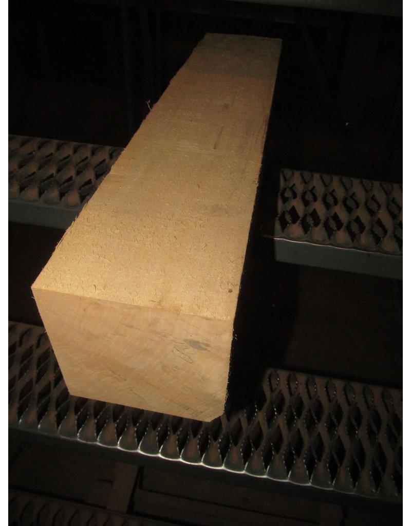 Wood Basswood Block 4''x4''x11''