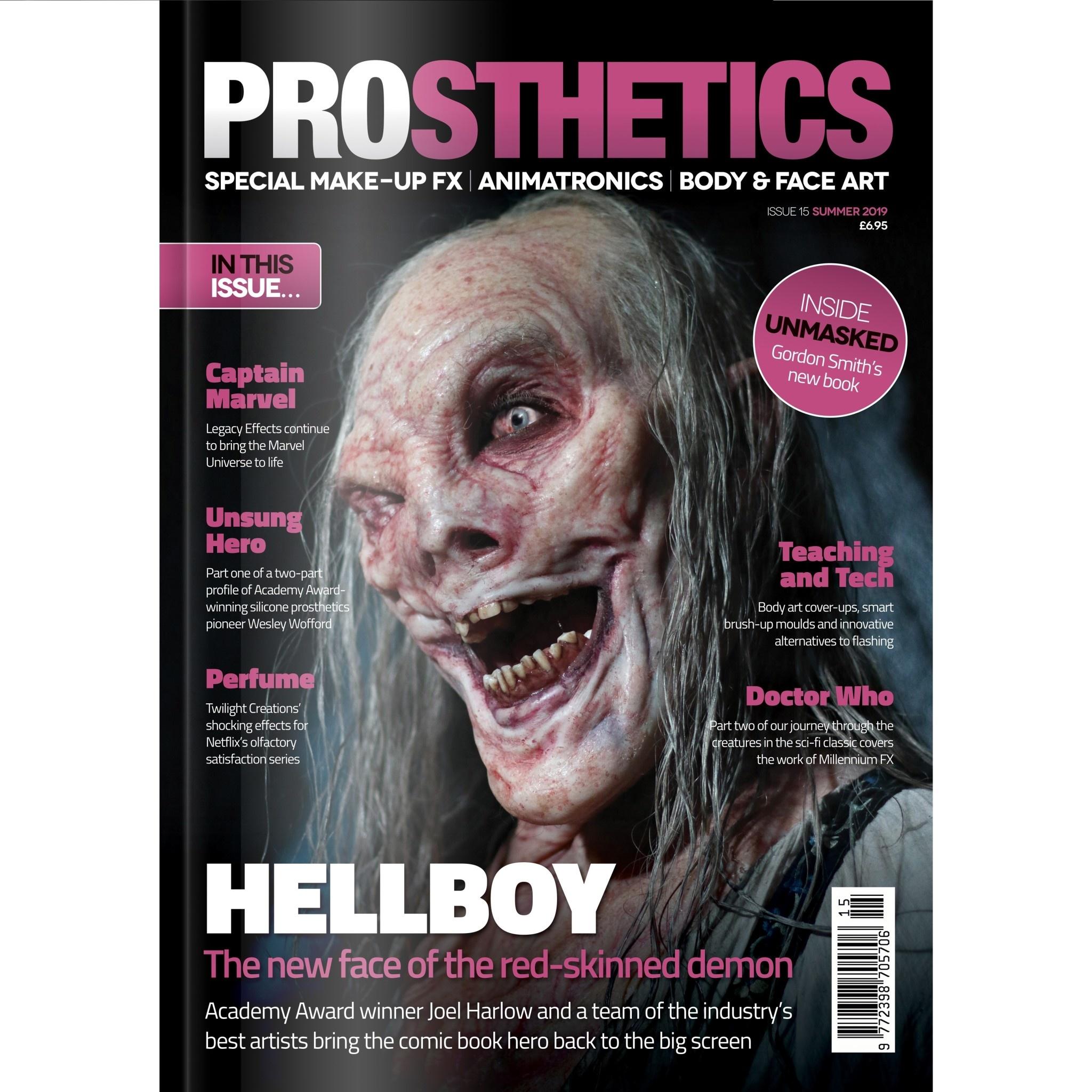 Gorton Studios Prosthetics Magazine #15