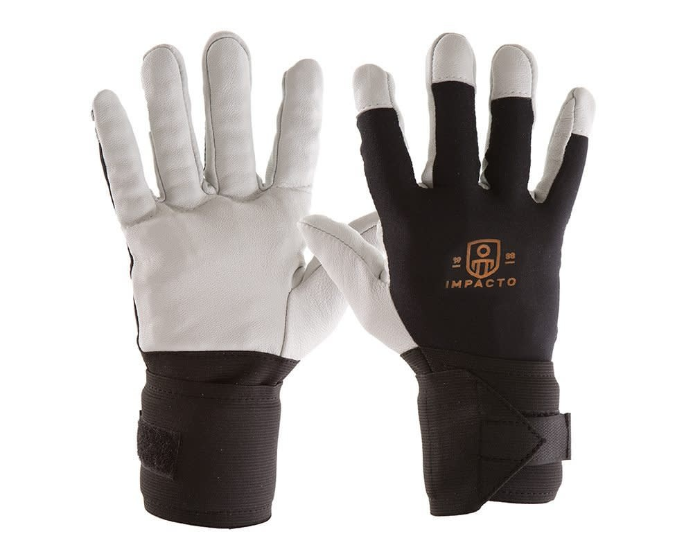 Impacto Pearl Leather Anti-Vibration Gloves X-Small