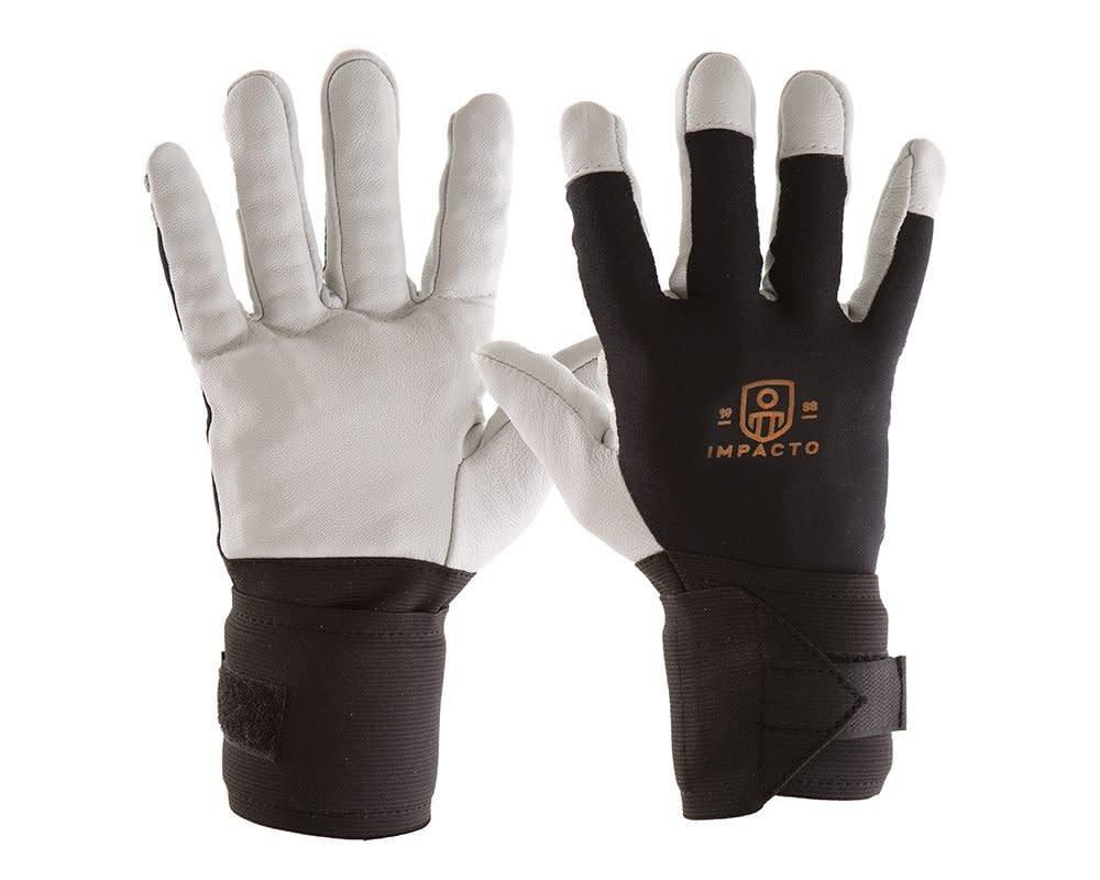 Impacto Pearl Leather Anti-Vibration Gloves Small