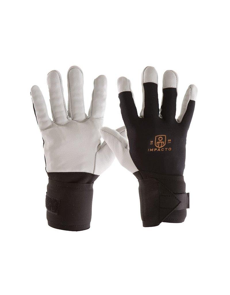 Impacto Pearl Leather Anti-Vibration Gloves Medium