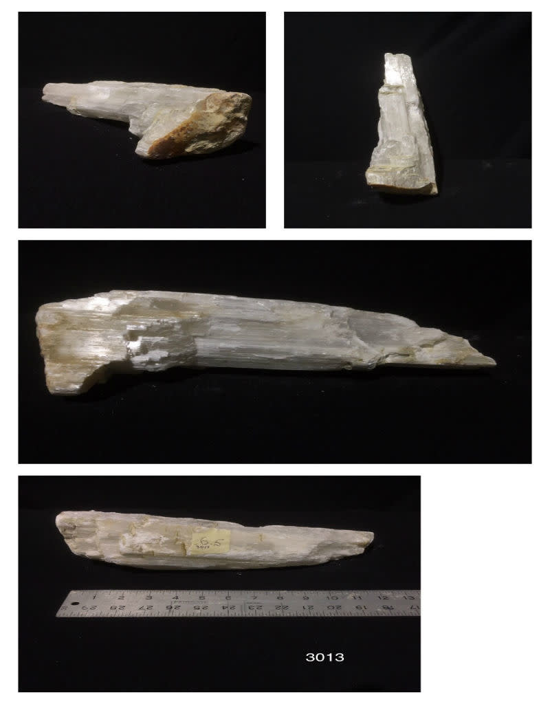 Stone Selenite 12x5x3.5