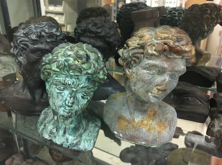 190823 Sculpt Nouveau Patina Demonstration August 23rd