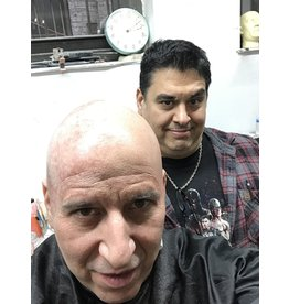 190817 Proper Vinyl Bald cap application Hands-On August 17th 11am-4pm JTM