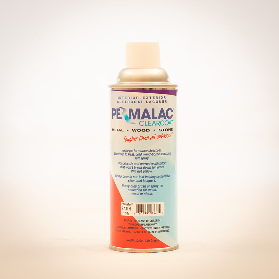 Permalac Permalac Satin Spray Can 12oz