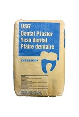 USG Dental Impression Plaster 50lb Bag