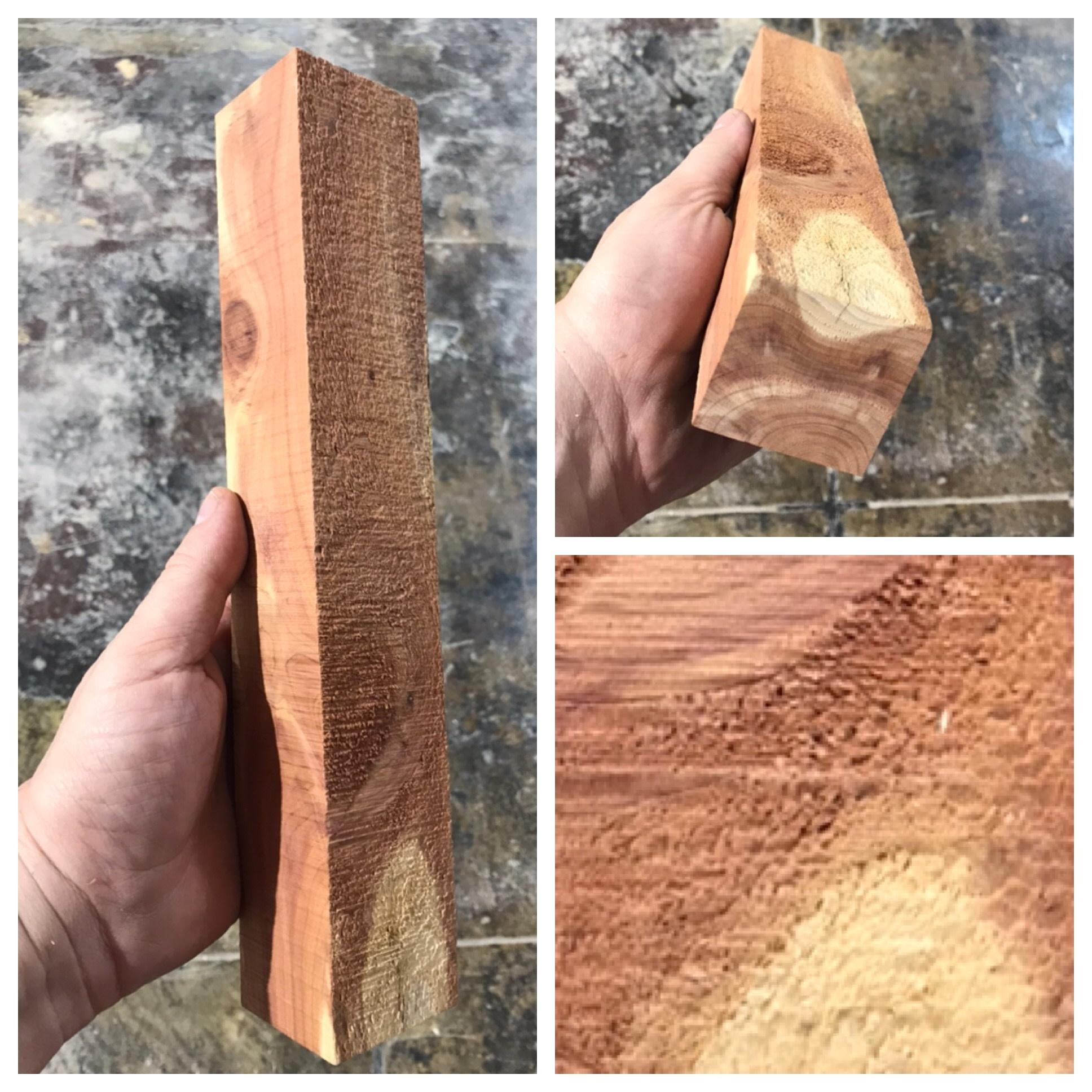 Wood Red Cedar 11x2x2 #031005