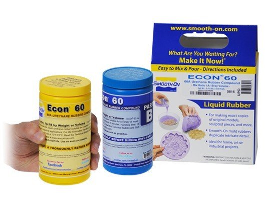 Smooth-On Econ 60 Trial Kit Special Order