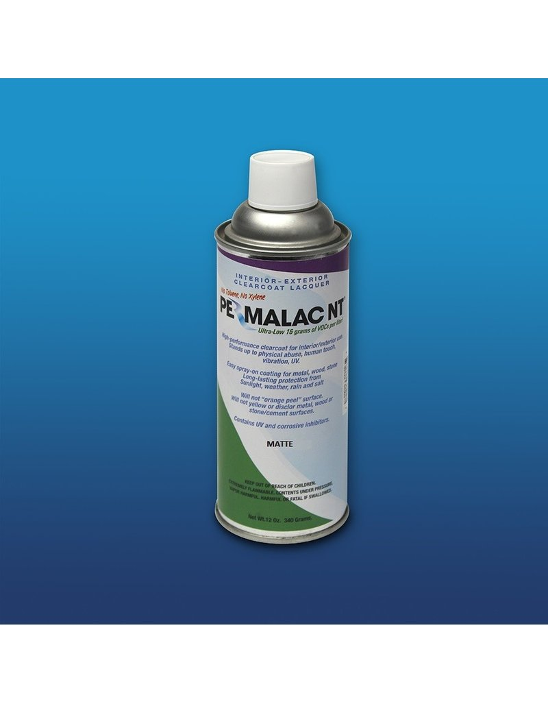 Permalac Permalac NT Matte Spray Cans (Case of 12)
